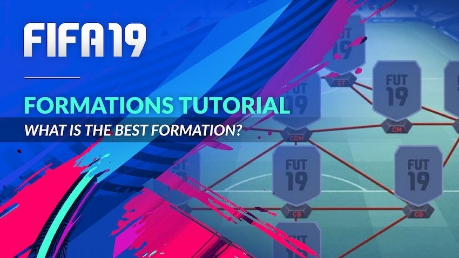 Best FIFA 19 Formations