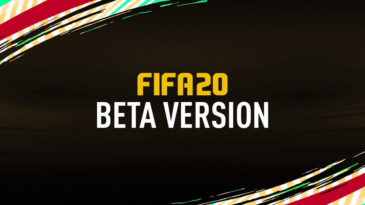 FIFA 20 Beta Guide